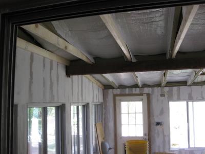 Dog Room - Drywall & Insulation