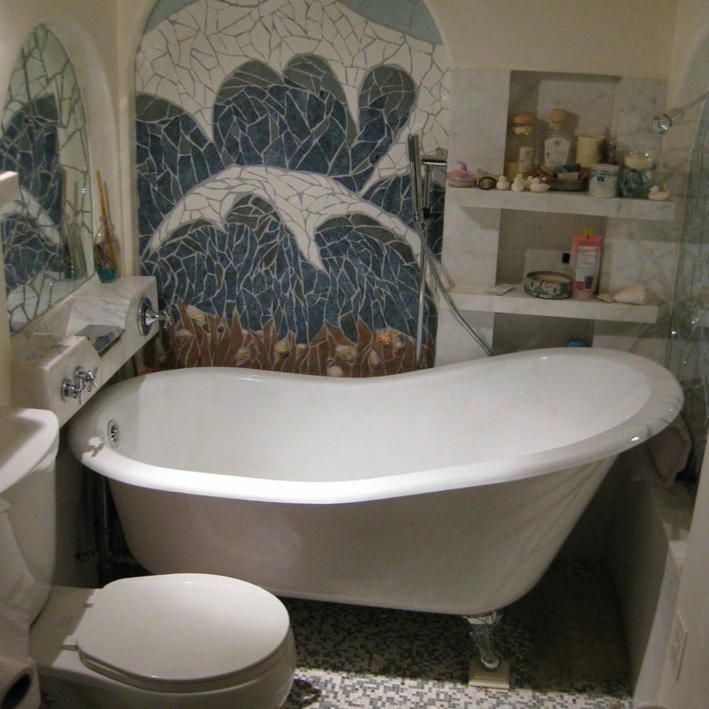 Heartwood – Guest Bath