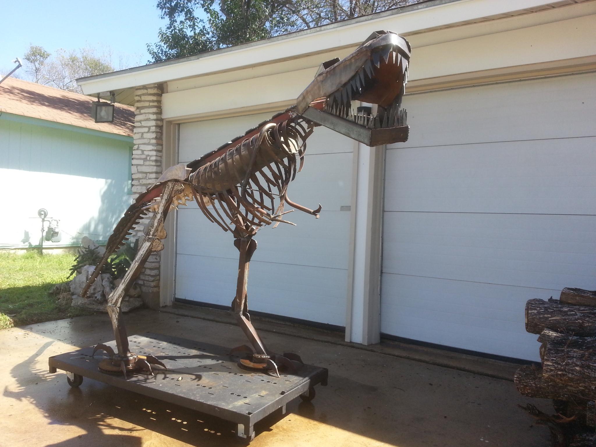 Nashasaurus Rex - Garage Montage