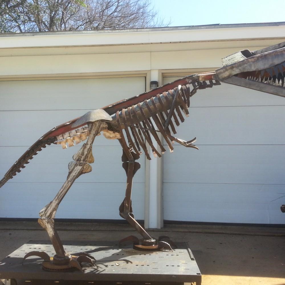 Nashasaurus Rex