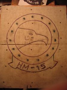 HM-15 Template